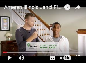 Janci Finkley Ameren Illinois
